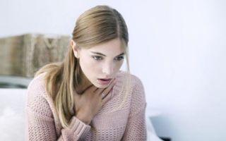 Выраженный кашель и тяжело дышать: причины и лечение патологий