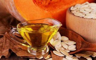 Как принимать тыквенное масло при простатите: способы лечения