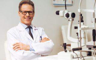 Лечение иридоциклита инфекционной и травматической этиологии