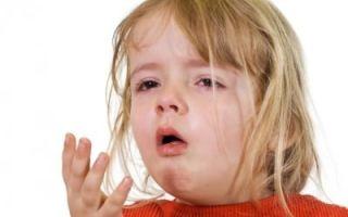 Навязчивый кашель у ребенка: о чем говорит его появление и как лечить