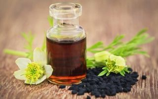 Масло черного тмина при простатите: польза и способы применения