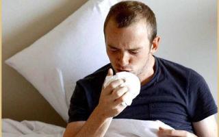 По вечерам сильный кашель: как устранить неприятный симптом
