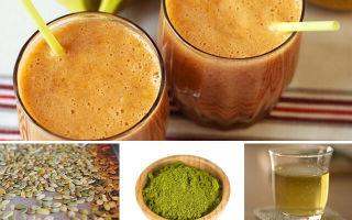 Рецепт: как употреблять тыквенные семечки с медом от простатита