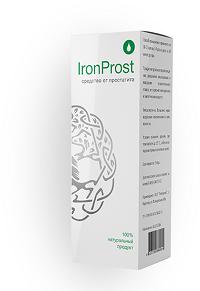 ironprost: эффективные и легкие в использовании капли от простатита