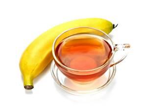 Рецепт банана от кашля для ребенка