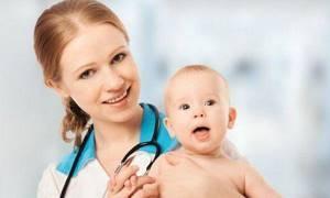 Обязанности педиатра и этапы проведения осмотра специалистом