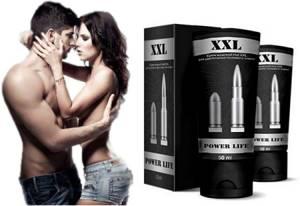 «xxl power life»: мужской крем при проблемах с эрекцией и размером