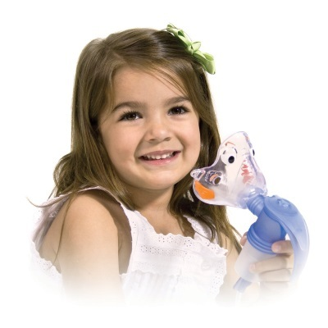 Кашель у ребенка: ингаляции в домашних условиях и их особенности
