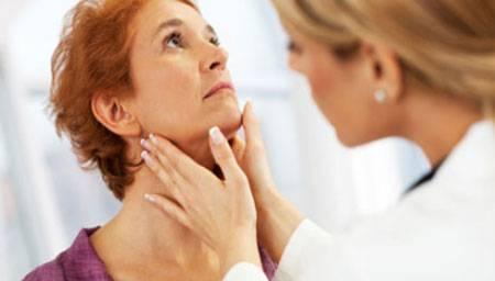 Осмотр у эндокринолога при болезнях желез внутренней секреции