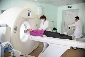 Компьютерная томография шеи: подготовка и проведение обследования