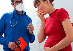 Доступные всем народные средства от кашля при беременности