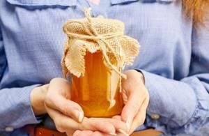Медовые лепешки от кашля детям