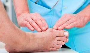 Консультация врача-подолога при развитии заболеваний стопы