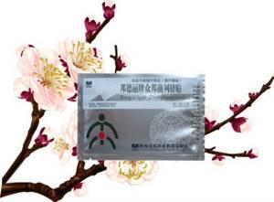 Китайский пластырь от простатита: состав и полезное воздействие
