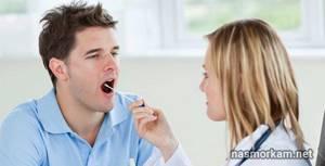 Почему сильно чешется в горле и при этом хочется кашлять