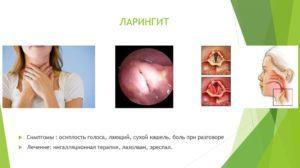 Сиплый голос и кашель у взрослого: лечение в зависимости от причины