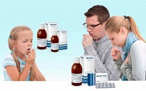 Сироп Эреспал: при каком кашле следует принимать препарат