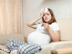 Кашель при беременности на сроке в 36 недель и его лечение