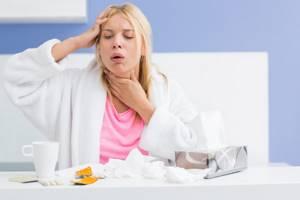 Кашель при простуде и его лечение исходя из продуктивности