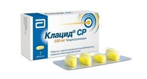 Антибиотики при простатите: группы препаратов и их применение