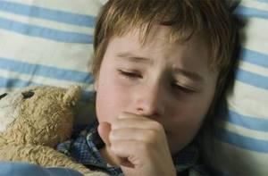 Остаточный кашель у ребенка: как лечить и какими средствами