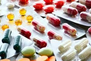 Медикаментозное лечение простатита: рекомендованные препараты