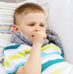 Дренажный массаж для детей при кашле: правила проведения процедур