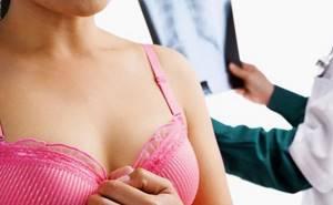 Консультация маммолога при развитии заболеваний молочных желез