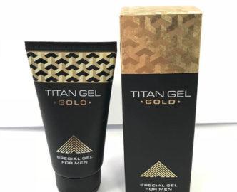 «titan gel»: мужской крем для увеличения члена и чувствительности