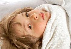 Компресс от кашля ребенку: назначение и особенности применения