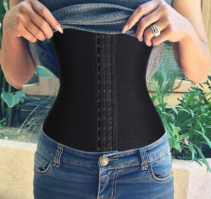 Утягивающий корсет waist trainer: стройность без лишних усилий