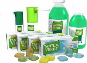 Препарат Тантум Верде от кашля: особенности использования