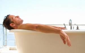 Простатит и баня: меры предосторожности при походе в парилку