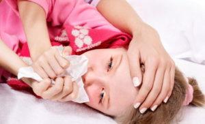 У ребенка влажный кашель перешел в сухой: что можно предпринять