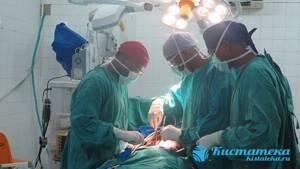 Показания к проведению лапароскопии и возможные осложнения