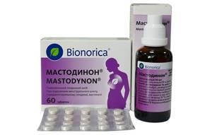 Мастодинон от мастопатии: сходство и разница таблеток и капель