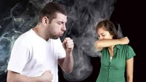 Почему возникает кашель от электронных сигарет и как его лечить