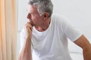 Недержание мочи у мужчин: после операции на предстательной железе