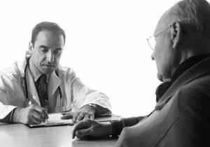 Диагностирование аденомы предстательной железы
