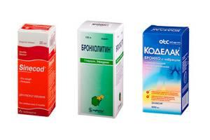 Гербион от сухого кашля: инструкция по применению препарата