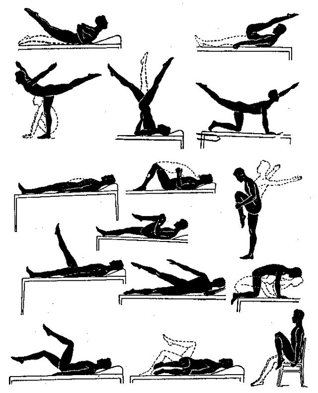 Гимнастика при аденоме простаты: в чем польза и как выполнять