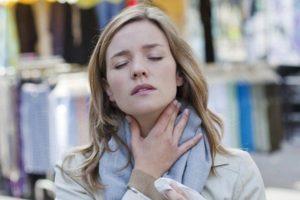 Какие можно использовать леденцы от кашля и першения в горле