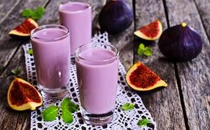 Инжир с молоком от кашля: рецепт доступный для домашнего лечения