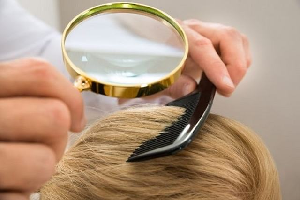 Бородавка на голове в волосах: диагностика и лечение нароста