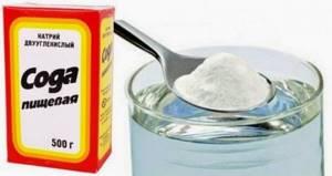 Лечение аденомы простаты содой: в каком виде и как применять