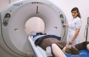 Показания к проведению МР-томографии шейного отдела позвоночника