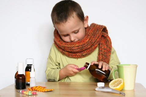 Как выбрать эффективное лекарство от сухого кашля для детей