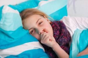 Сухой кашель у ребенка: от чего бывает и чем лечить симптом