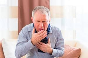 Удушающий кашель у взрослого: причины и подходы в лечении