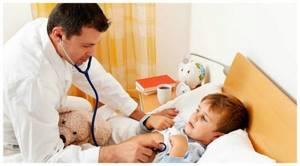 О чем могут говорить температура, кашель и сыпь у ребенка